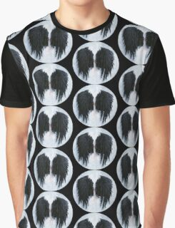 Aion black wings Graphic T-Shirt