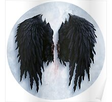 Aion black wings Poster
