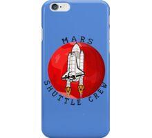 Mars 2030 - Shuttle Crew iPhone Case/Skin