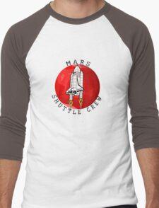 Mars 2030 - Shuttle Crew Men's Baseball ¾ T-Shirt
