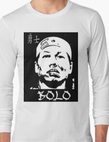 Bolo young bloodsport Long Sleeve T-Shirt