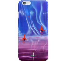 From a flicker to a flame iPhone Case/Skin