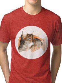 CAT#10 Tri-blend T-Shirt