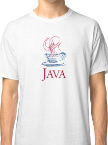 java classic programming language sticker Classic T-Shirt