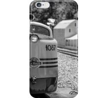 Tiny Town Train iPhone Case/Skin