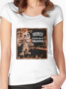 A Little Bit Of Mumbo Jumbo Women's Fitted Scoop T-Shirt