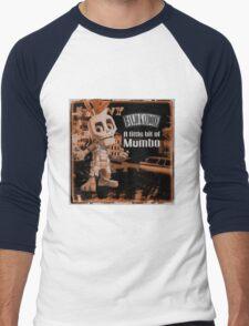 A Little Bit Of Mumbo Jumbo Men's Baseball ¾ T-Shirt