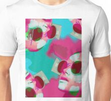 WIRD GLASSES Unisex T-Shirt