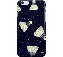 Space Shuttlecock iPhone Case/Skin