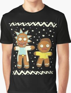Wubba Lubba Cookies Graphic T-Shirt