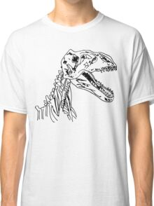 Sketch of dinosaur Classic T-Shirt