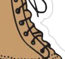 Bean Boot Sticker Lilly Pulitzer Inspired Print Sticker