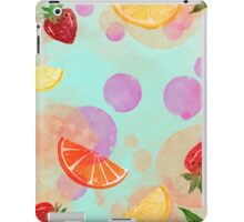 Fruit boom! iPad Case/Skin