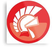 delphi programming language sticker Metal Print