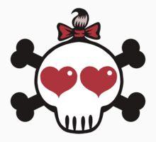 Girl Skull by SCARstudios