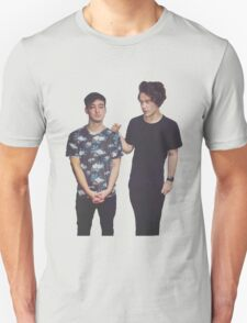 Maxmoefoe and Joji [Filthy Frank] Unisex T-Shirt