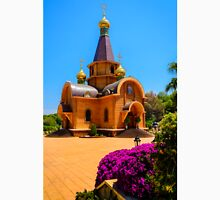 Iglesia Ortodoxa Rusa San Miguel Arcangel - Altea Unisex T-Shirt