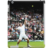Andy Murray @ Wimbledon iPad Case/Skin
