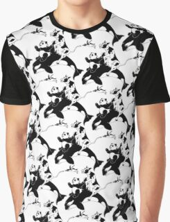 Monochrome Menagerie Graphic T-Shirt
