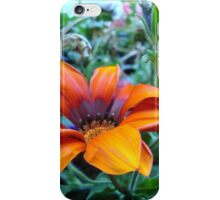 Vibrant flower iPhone Case/Skin