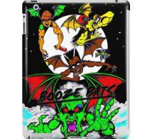 booze bats iPad Case/Skin