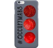 Mars 2030 - Occupy Mars iPhone Case/Skin