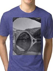 Devil's bridge Tri-blend T-Shirt