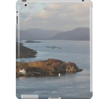 Loch Carron, Scotland iPad Case/Skin