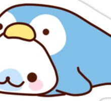 Mamegoma Penguin Sticker