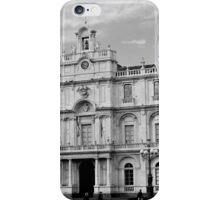 Piazza Università  - Catania iPhone Case/Skin