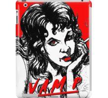 sexy vampire iPad Case/Skin