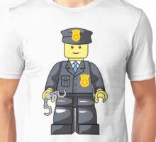 Lego Bad Cop Police Unisex T-Shirt