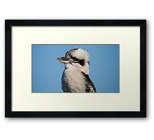 Laughing on the Inside Framed Print