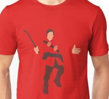 Rocket Jumping - TF2 Soldier Unisex T-Shirt