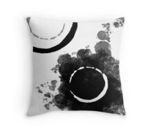 circle club Throw Pillow