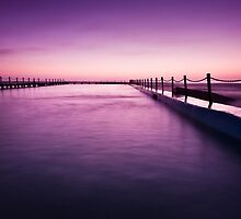 Narrabeen Sunrise II by Adriana Glackin