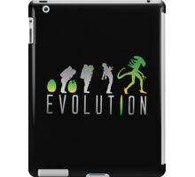 Evolution Aliens iPad Case/Skin