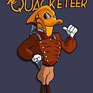The Quacketeer. by J.C. Maziu