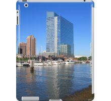 Newport Marina iPad Case/Skin