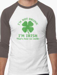 Irish Walk Men's Baseball ¾ T-Shirt