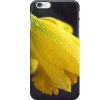 Daffodil Rain iPhone Case/Skin