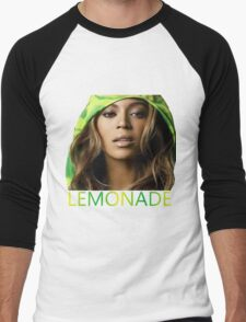 Beyonce Men's Baseball ¾ T-Shirt