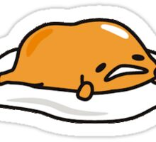 Stress Gudetama Sticker
