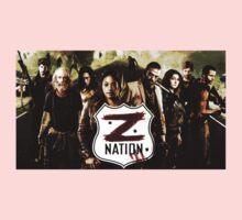 Z nation - cast Kids Tee