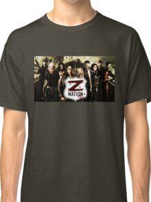Z nation - cast Classic T-Shirt