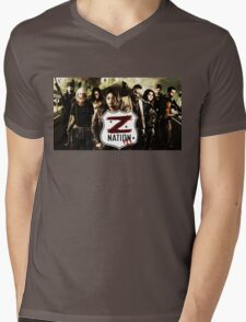 Z nation - cast Mens V-Neck T-Shirt