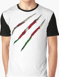 Wales Flag Graphic T-Shirt
