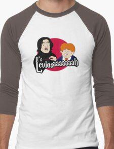 Its Leviosaaaaaaah Men's Baseball ¾ T-Shirt
