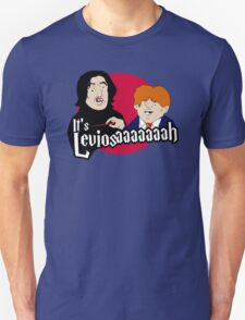Its Leviosaaaaaaah Unisex T-Shirt
