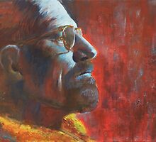 Walter White by vincentkamp